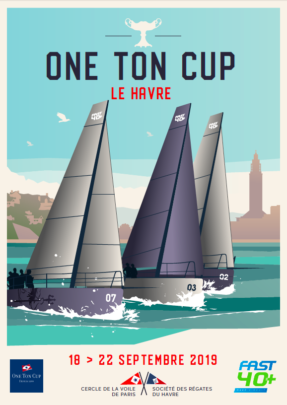 Affiche One Ton Cup