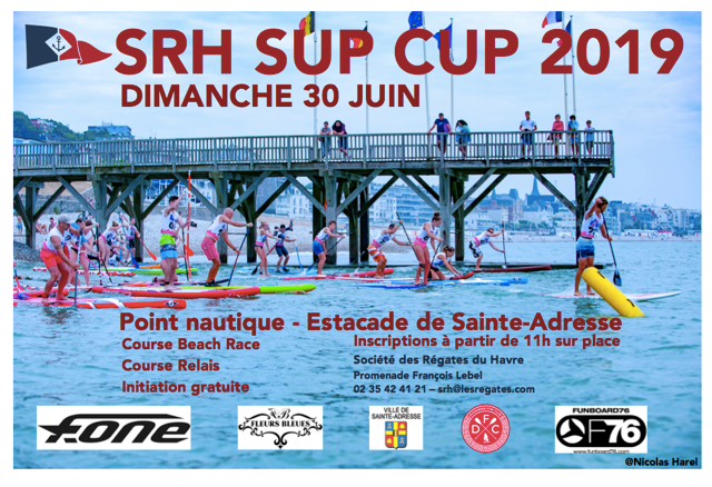 Affiche SRH Sup Cup 2019 red