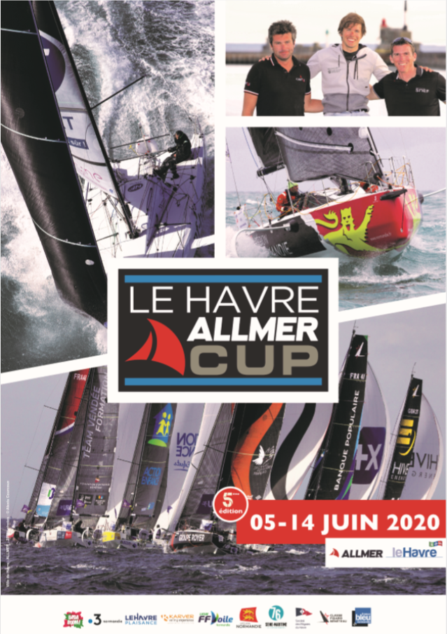 affiche le havre allmer cup 2020