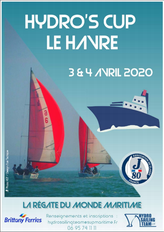 Affiche Hydros Cup 2020