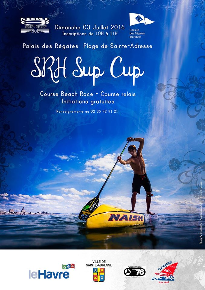 SRH SUP CUP 2016